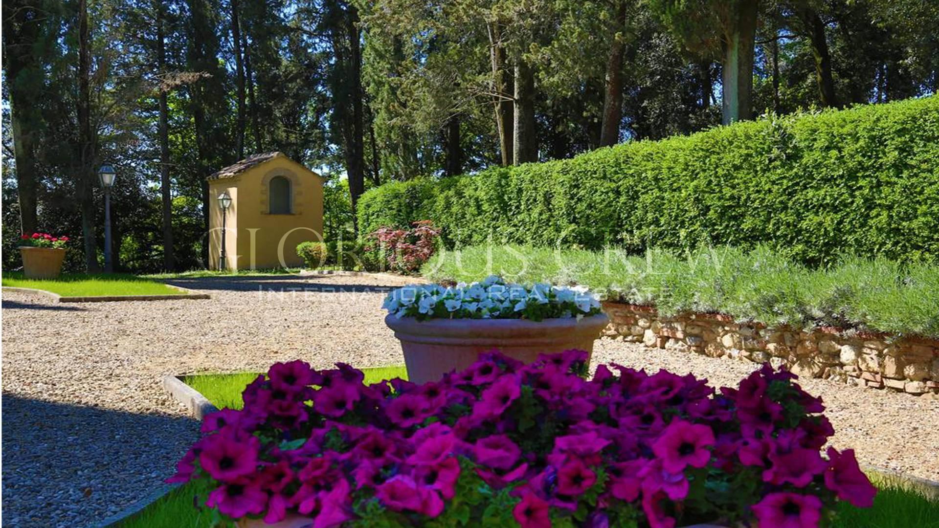Rustico in Vendita a San Gimignano: 5 locali, 2500 mq - Foto 19
