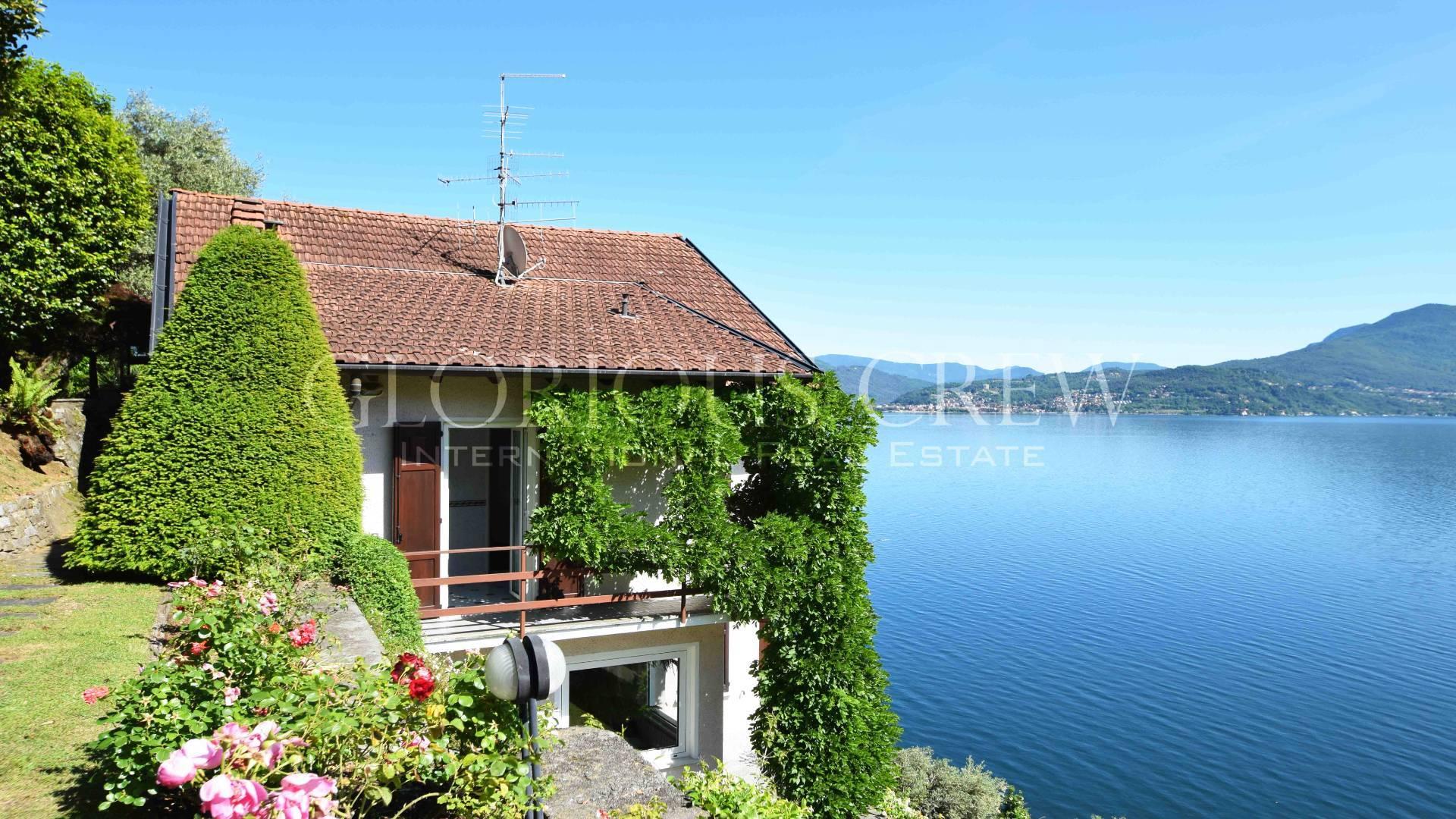Villa in Vendita a Cannero Riviera: 5 locali, 310 mq - Foto 19