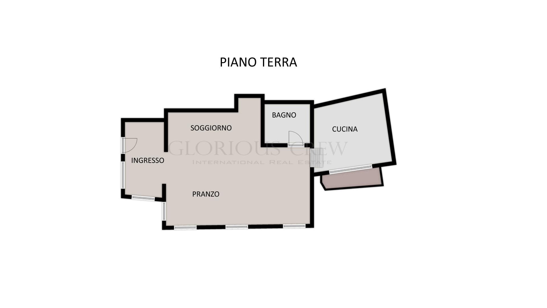 Villa in Vendita a Cannero Riviera: 5 locali, 310 mq - Foto 24