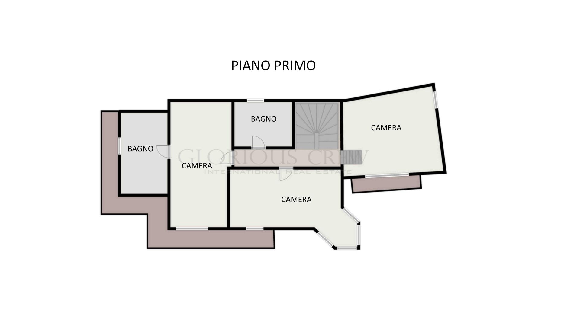Villa in Vendita a Cannero Riviera: 5 locali, 310 mq - Foto 25