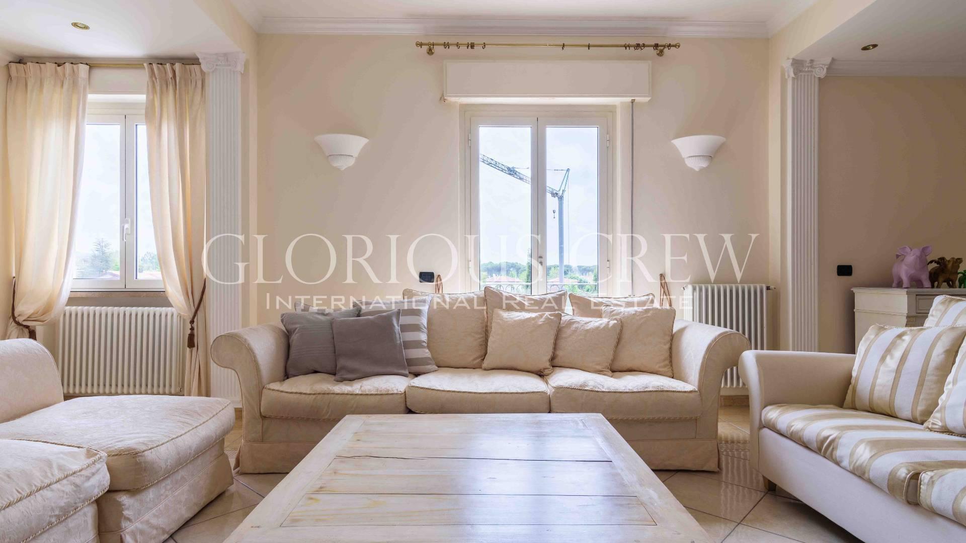 Appartamento in Vendita a Forte Dei Marmi: 4 locali, 155 mq - Foto 9