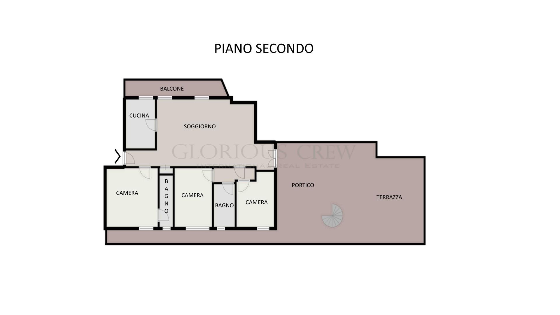 Appartamento in Vendita a Forte Dei Marmi: 4 locali, 155 mq - Foto 27