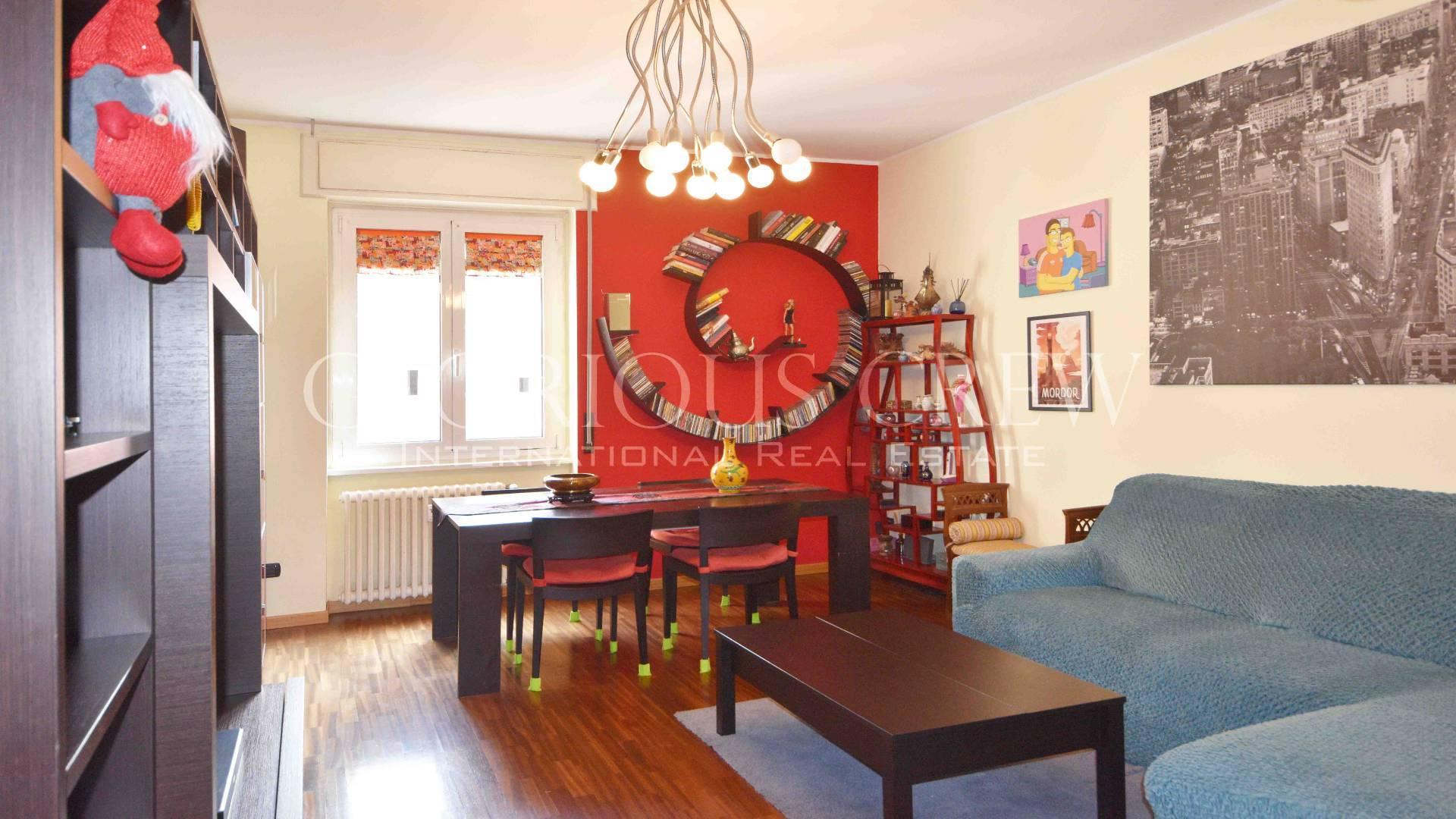 Appartamento in Vendita a Milano via guglielmo silva