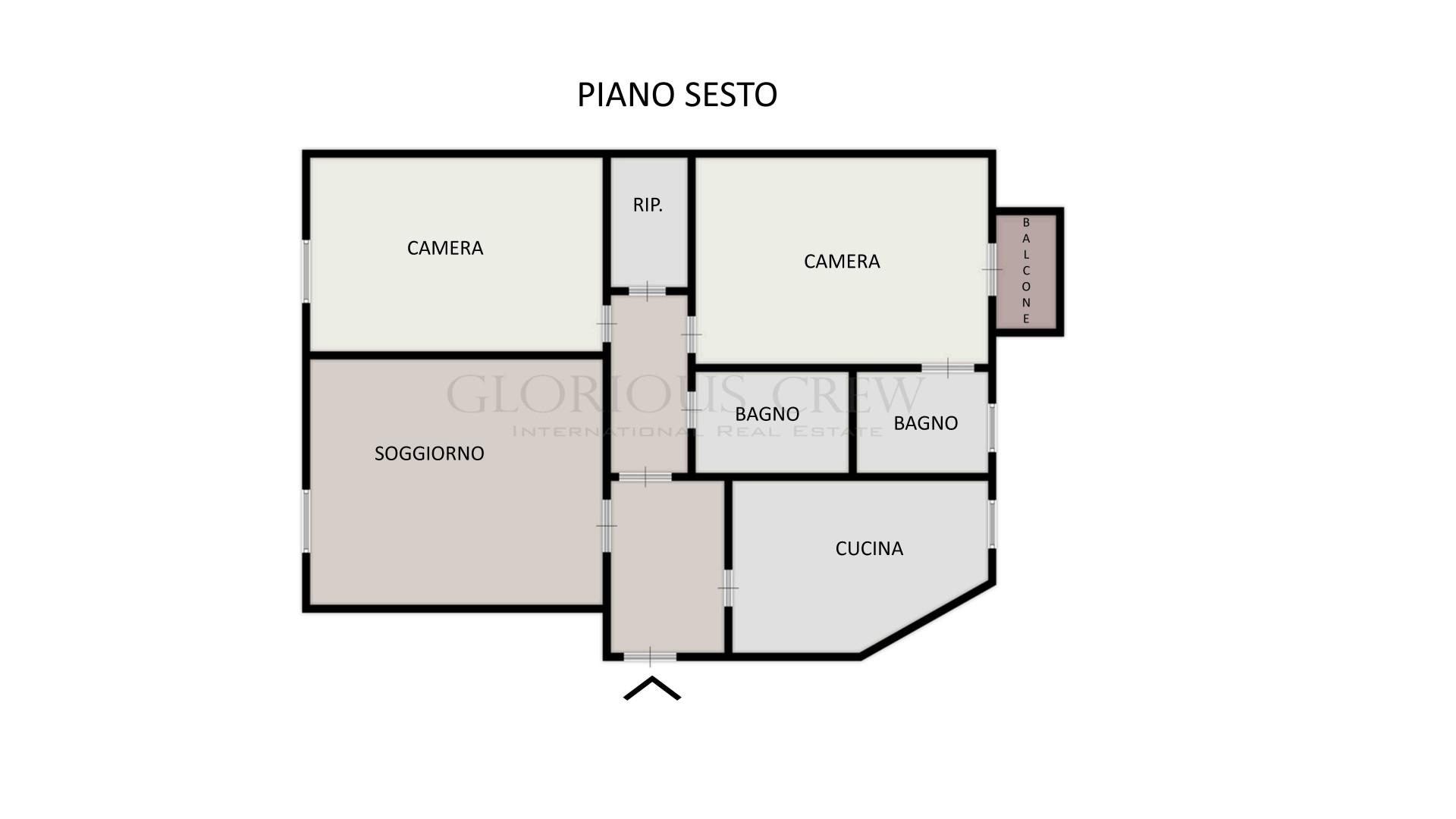 Appartamento in Vendita a Milano: 3 locali, 96 mq - Foto 18