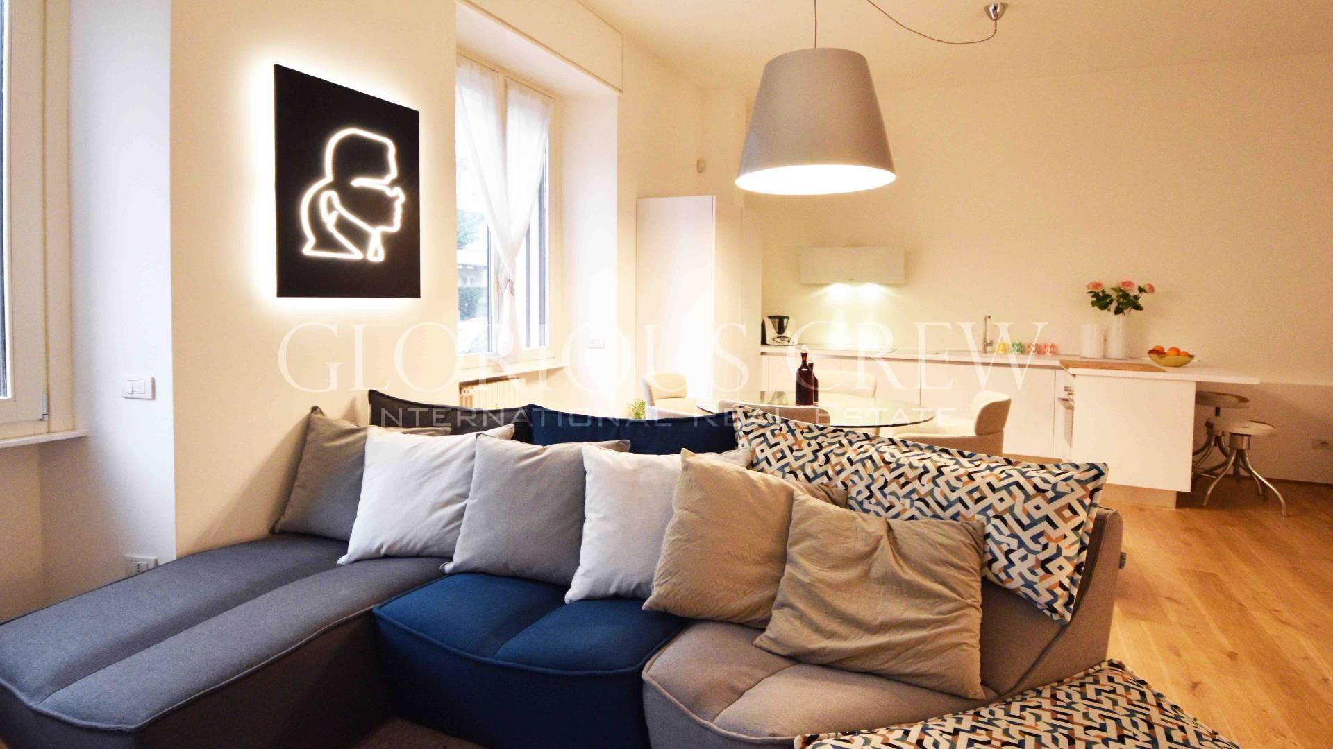 Appartamento in Vendita a Milano: 2 locali, 85 mq - Foto 2