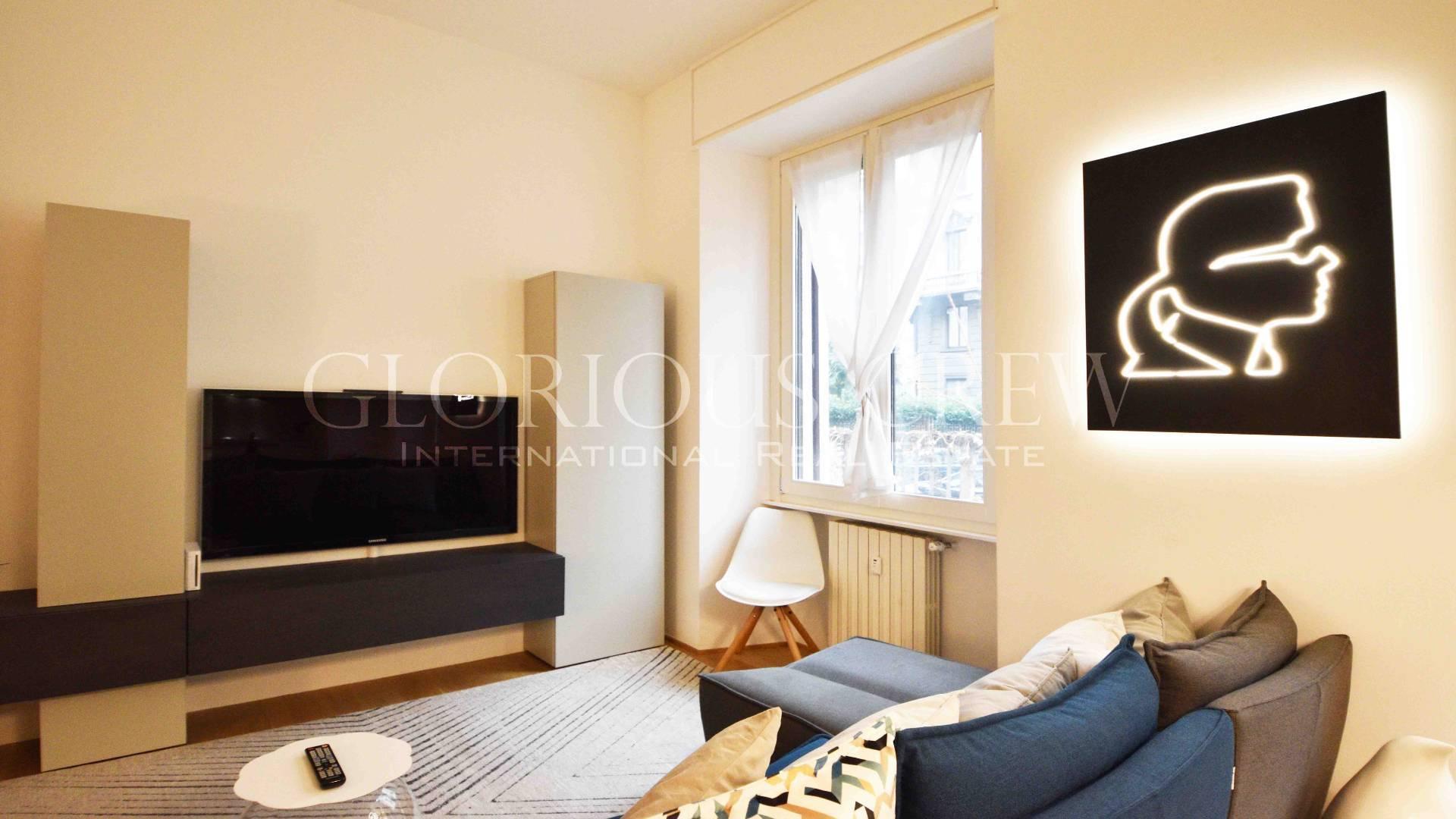 Appartamento in Vendita a Milano: 2 locali, 85 mq - Foto 3