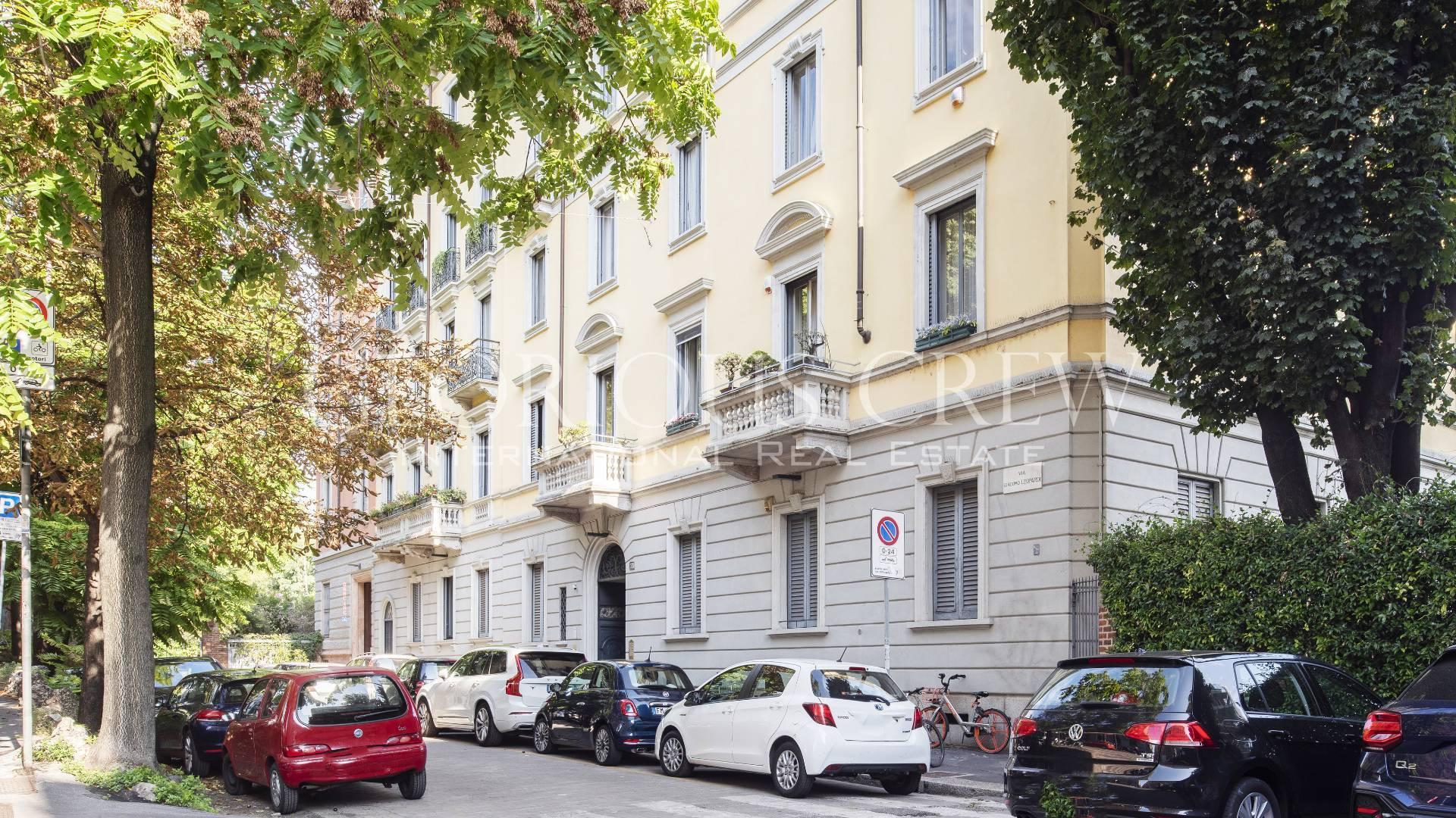 Appartamento in Vendita a Milano via giacomo leopardi
