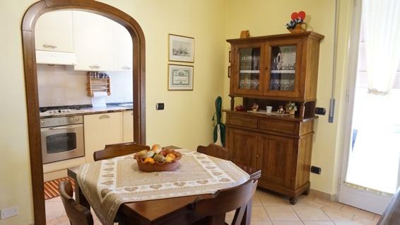 vendita appartamento lucca sant'anna  250000 euro  5 locali  120 mq