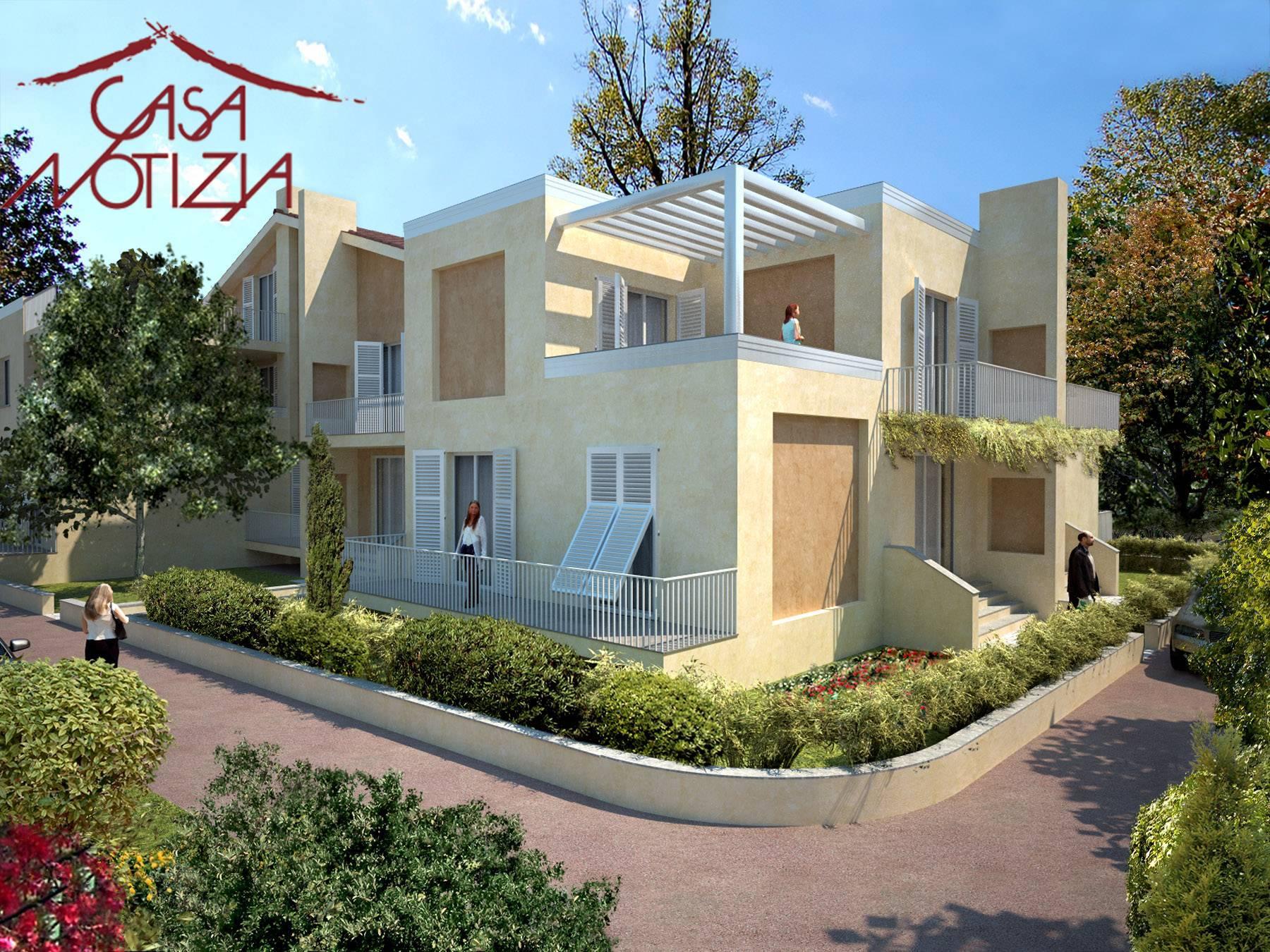 Attico / Mansarda in vendita a Lucca, 4 locali, zona Località: S.Anna, prezzo € 350.000 | PortaleAgenzieImmobiliari.it