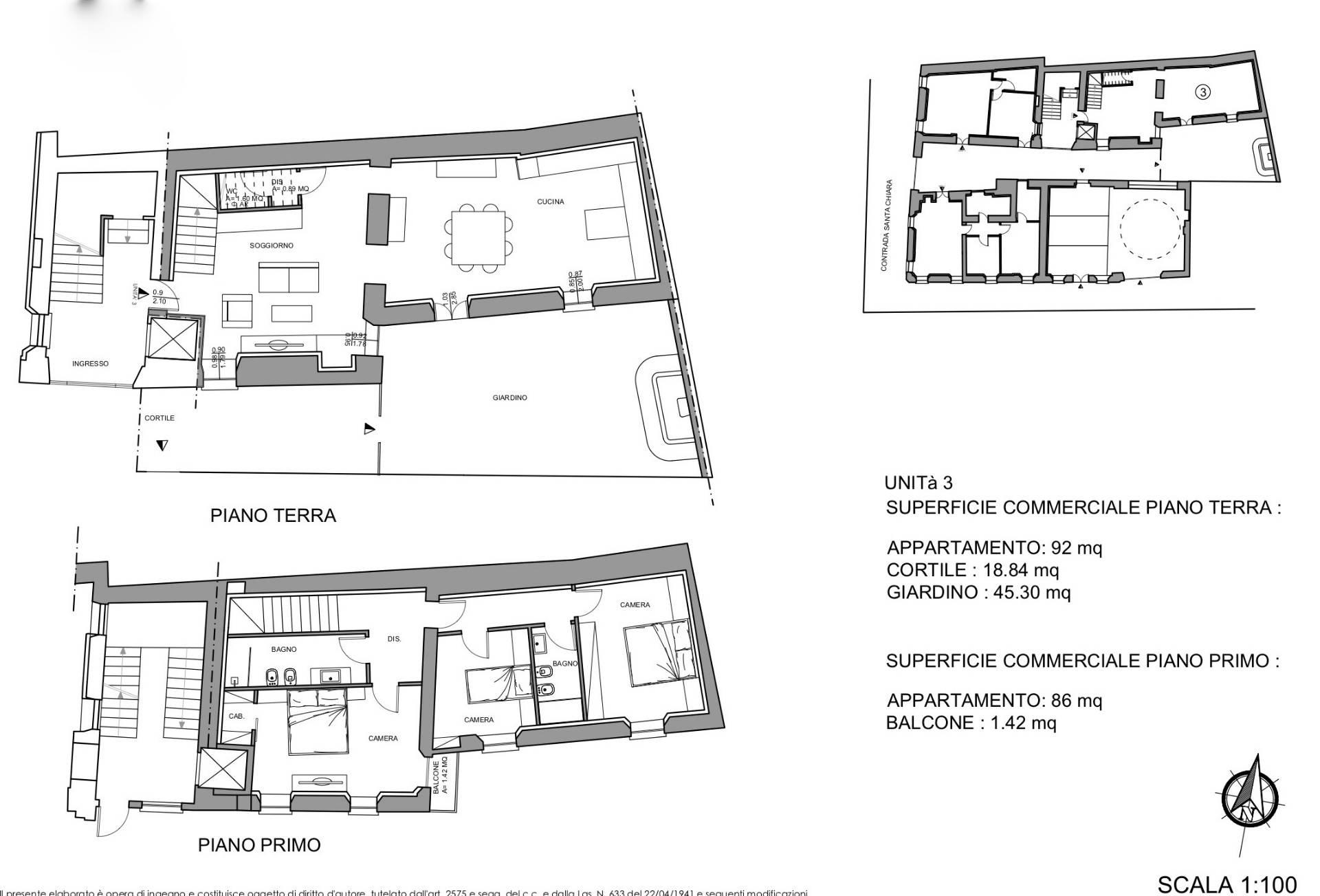 Appartamento in vendita 1 - CENTRO STORICO-CONTRADA SANTA CHIARA Brescia