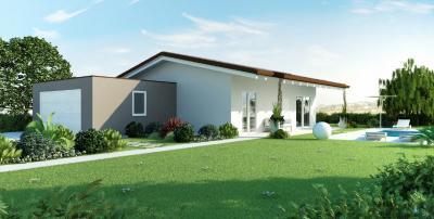 Single House in Buy to Puegnago sul Garda