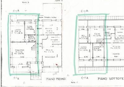 Apartment for Sale to Viareggio Ref  M462