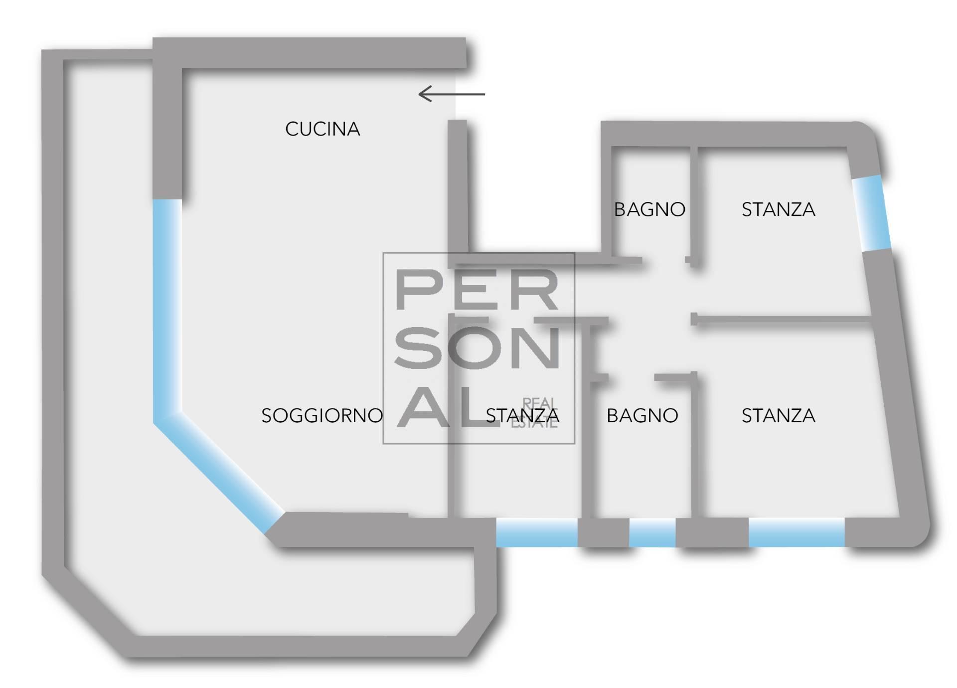 Appartamento in vendita a Rovereto