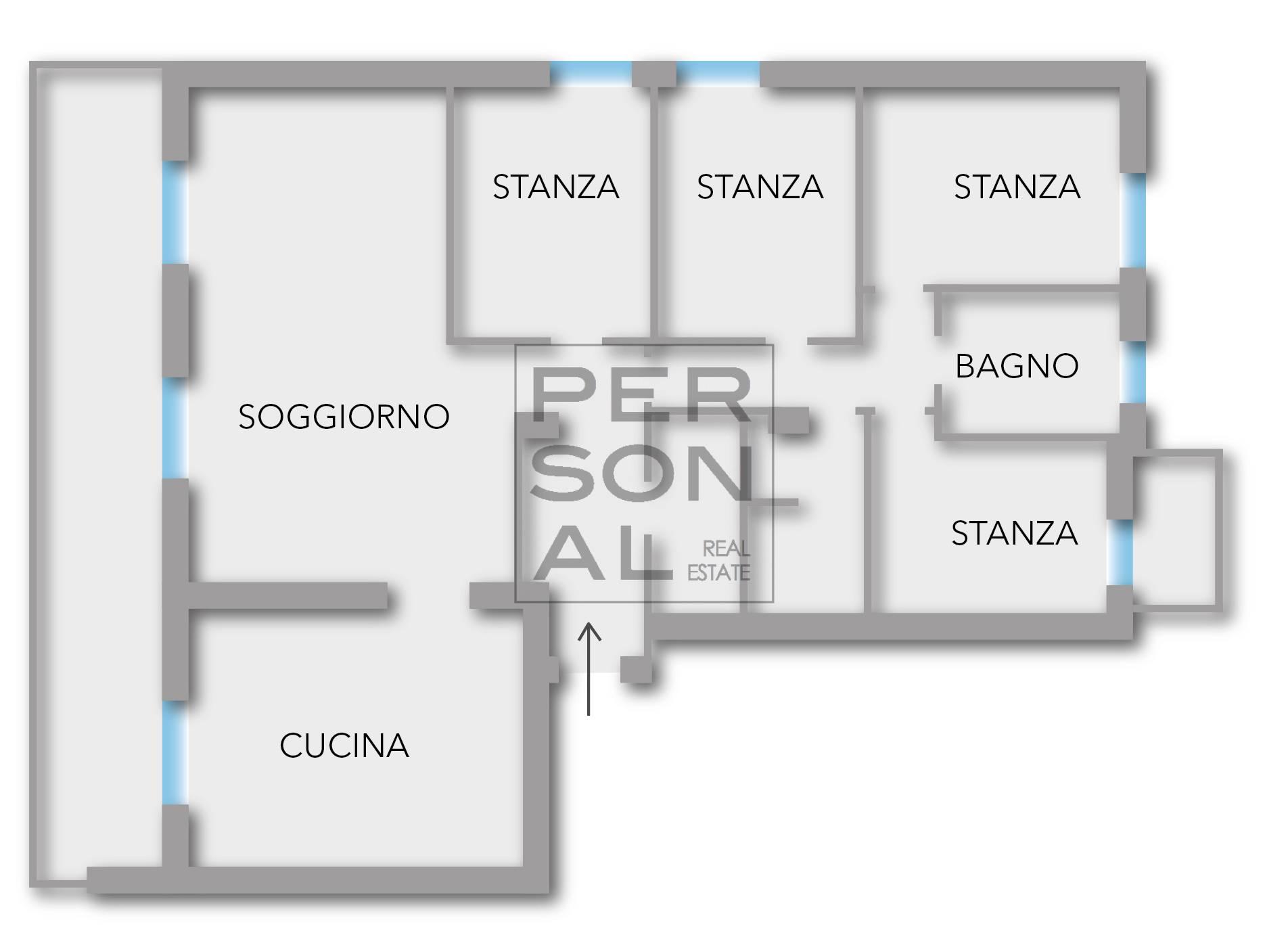 APPARTAMENTO in Vendita a Trento (TRENTO)