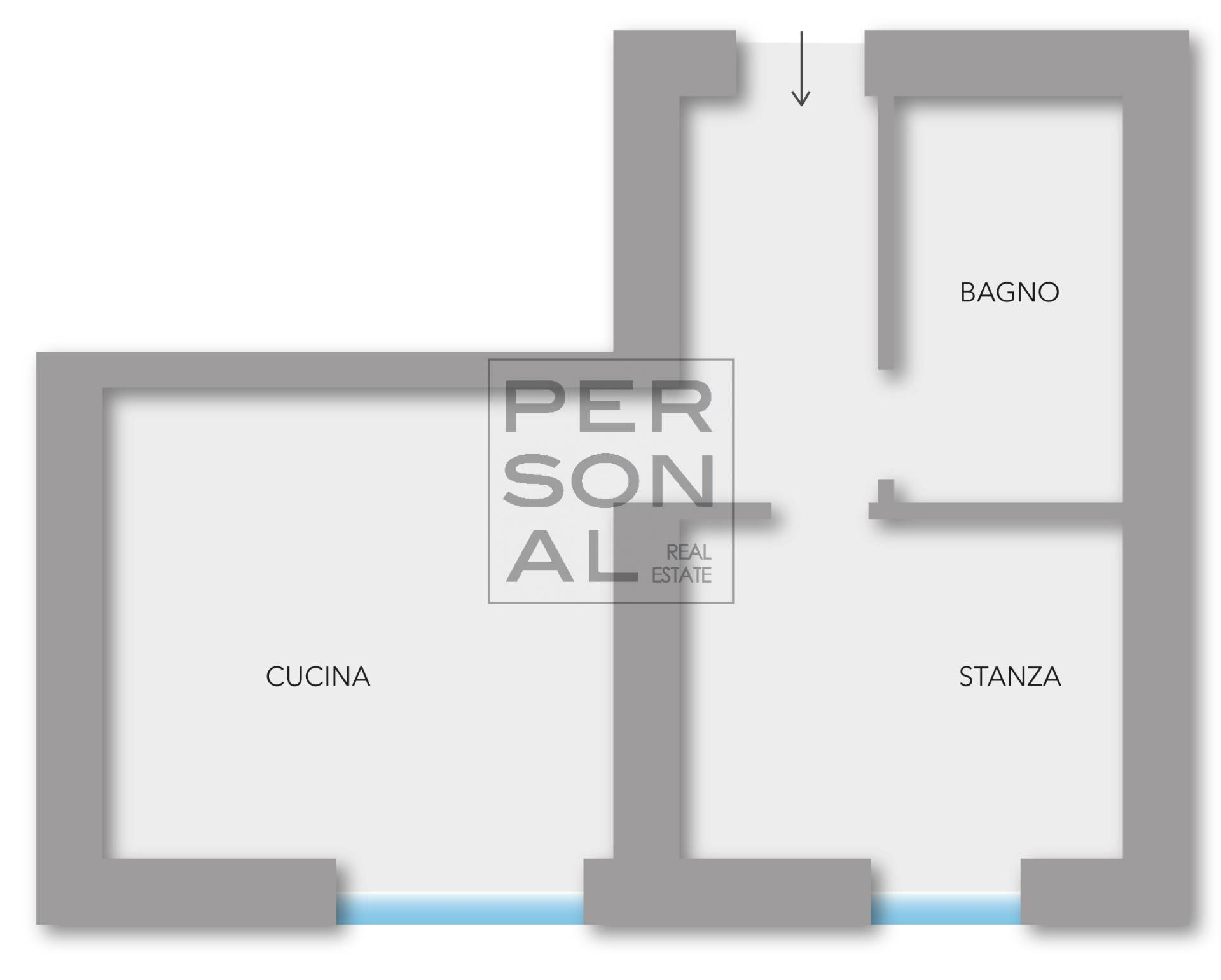 Appartamento in vendita a Aldeno, 2 locali, prezzo € 110.000 | CambioCasa.it
