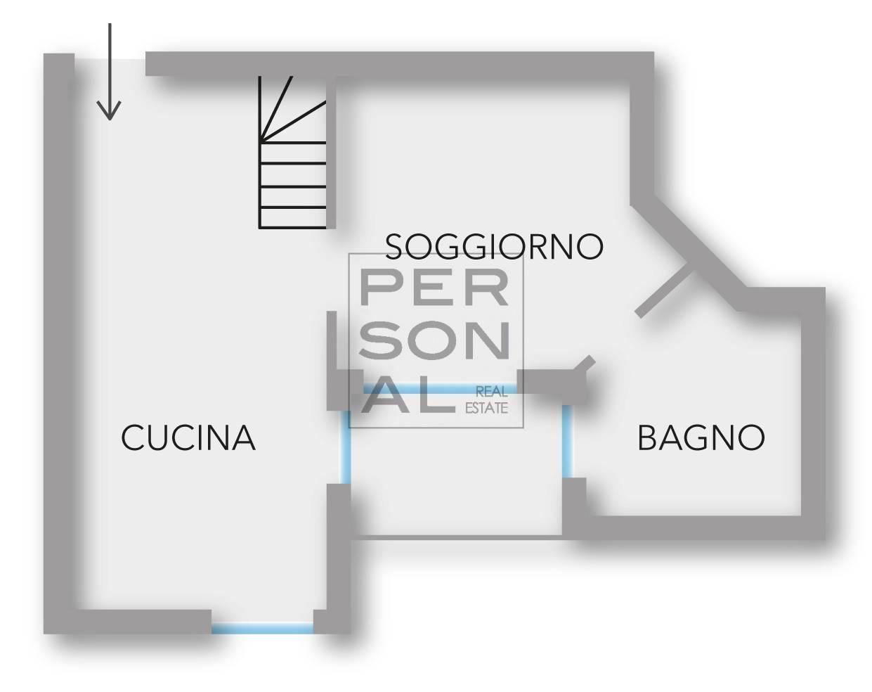 Appartamento in vendita a Rovereto, 4 locali, zona Zona: Marco, prezzo € 187.000 | CambioCasa.it