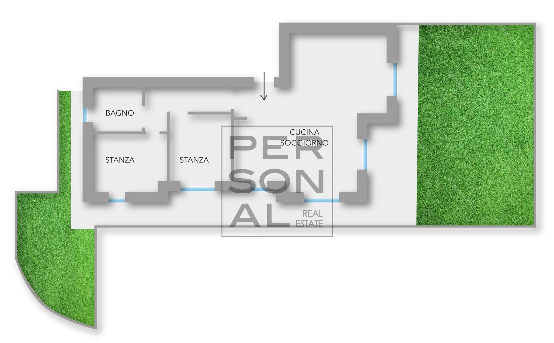 Appartamento in vendita a Aldeno, 5 locali, prezzo € 250.000 | CambioCasa.it