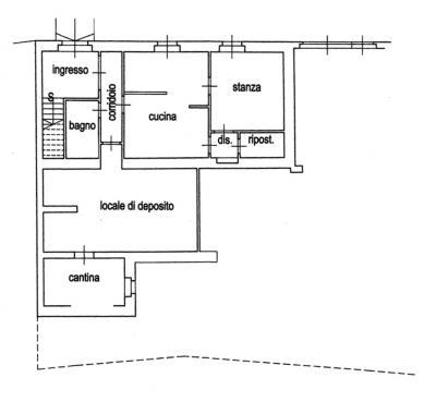 Porzione Casa in Vendita a Madruzzo