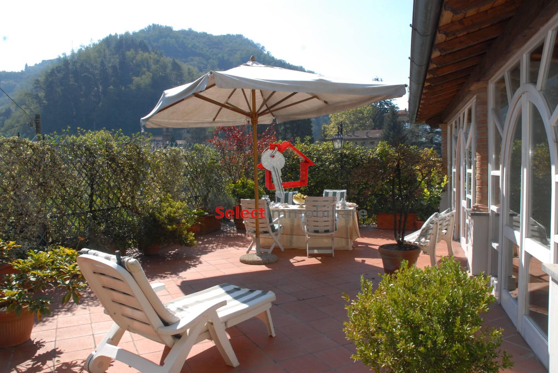 Appartamento in vendita a Bagni di Lucca, 8 locali, zona Località: PonteaSerraglio, prezzo € 300.000 | CambioCasa.it