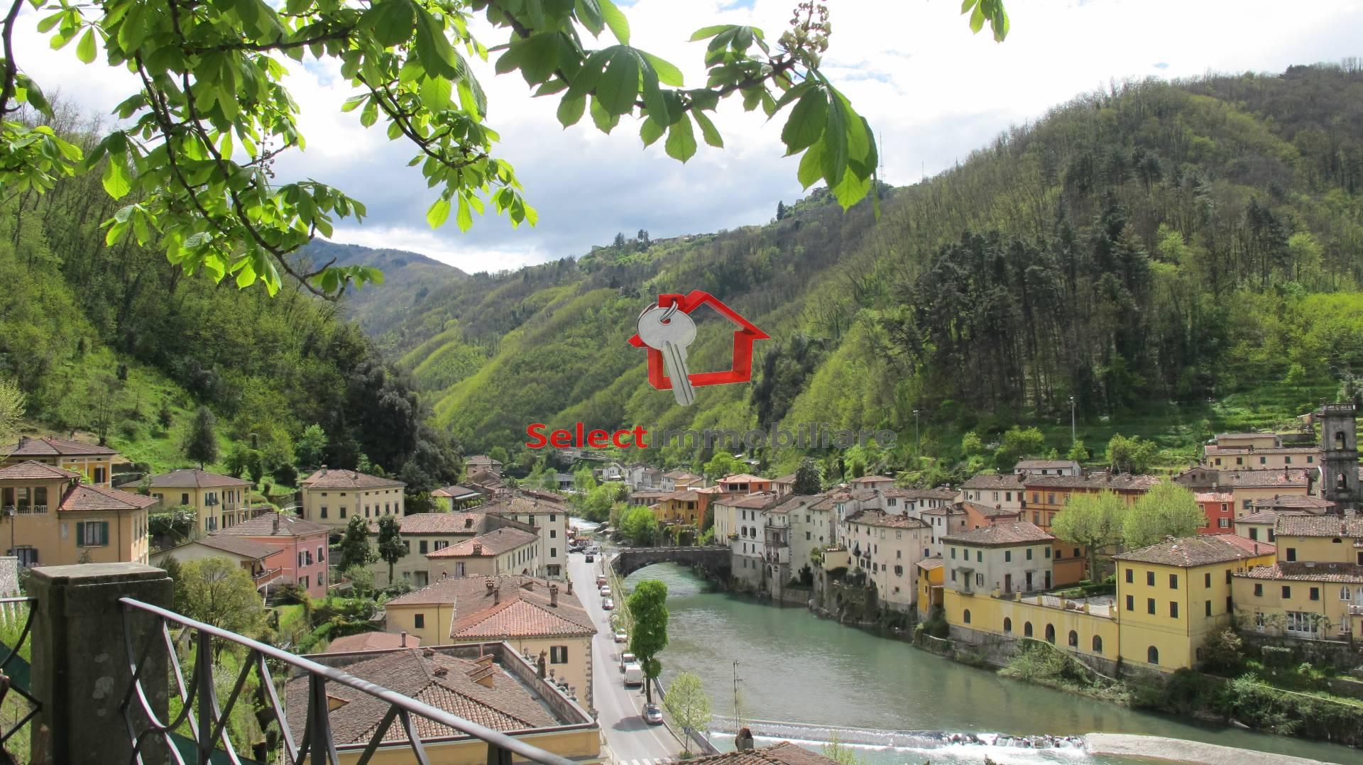 Appartamento in affitto a Bagni di Lucca, 1 locali, prezzo € 115.000 | CambioCasa.it