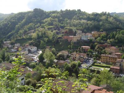 Terratetto in Vendita a Bagni di Lucca