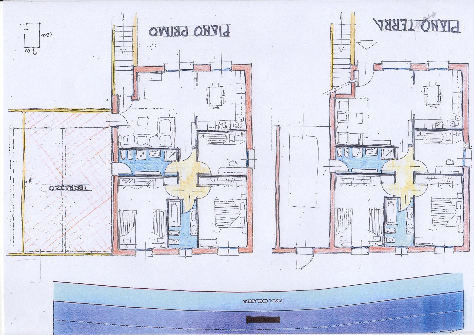 Appartamento in vendita a Mareno di Piave, 5 locali, prezzo € 235.000   CambioCasa.it