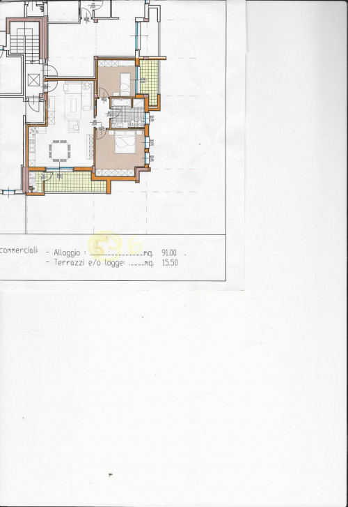 Appartamento in Vendita a Codognè