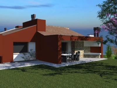 Villa bifamiliare in Vendita a Colle Umberto