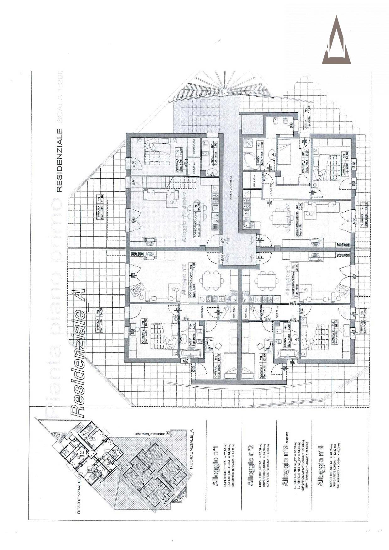Appartamento in vendita a Fonte, 4 locali, zona Località: OnèdiFonte, prezzo € 135.000   CambioCasa.it