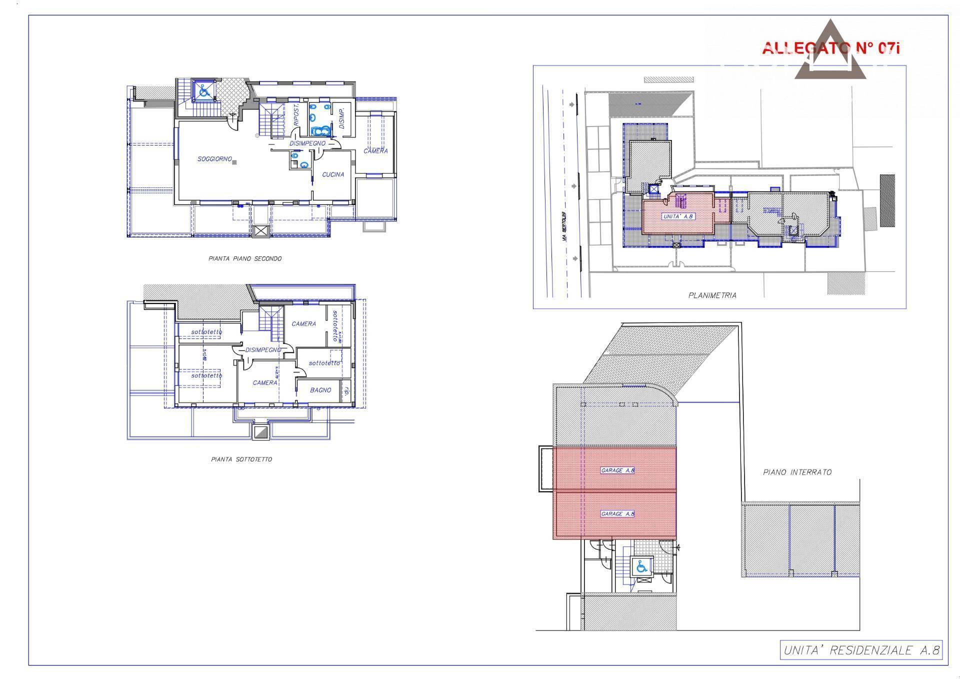 Attico / Mansarda in vendita a Montebelluna, 5 locali, prezzo € 280.000   PortaleAgenzieImmobiliari.it