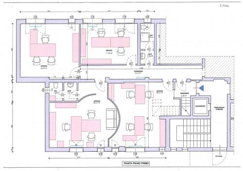 Studio/Ufficio in Affitto a Castelfranco Veneto