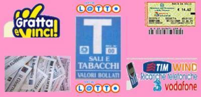 Tabaccheria ricevitoria in Vendita a Milano