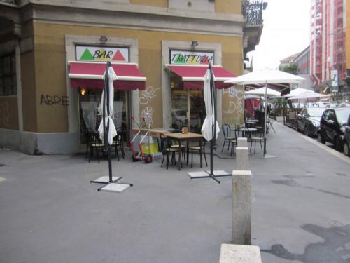 Posizione commerciale in Affitto a Milano
