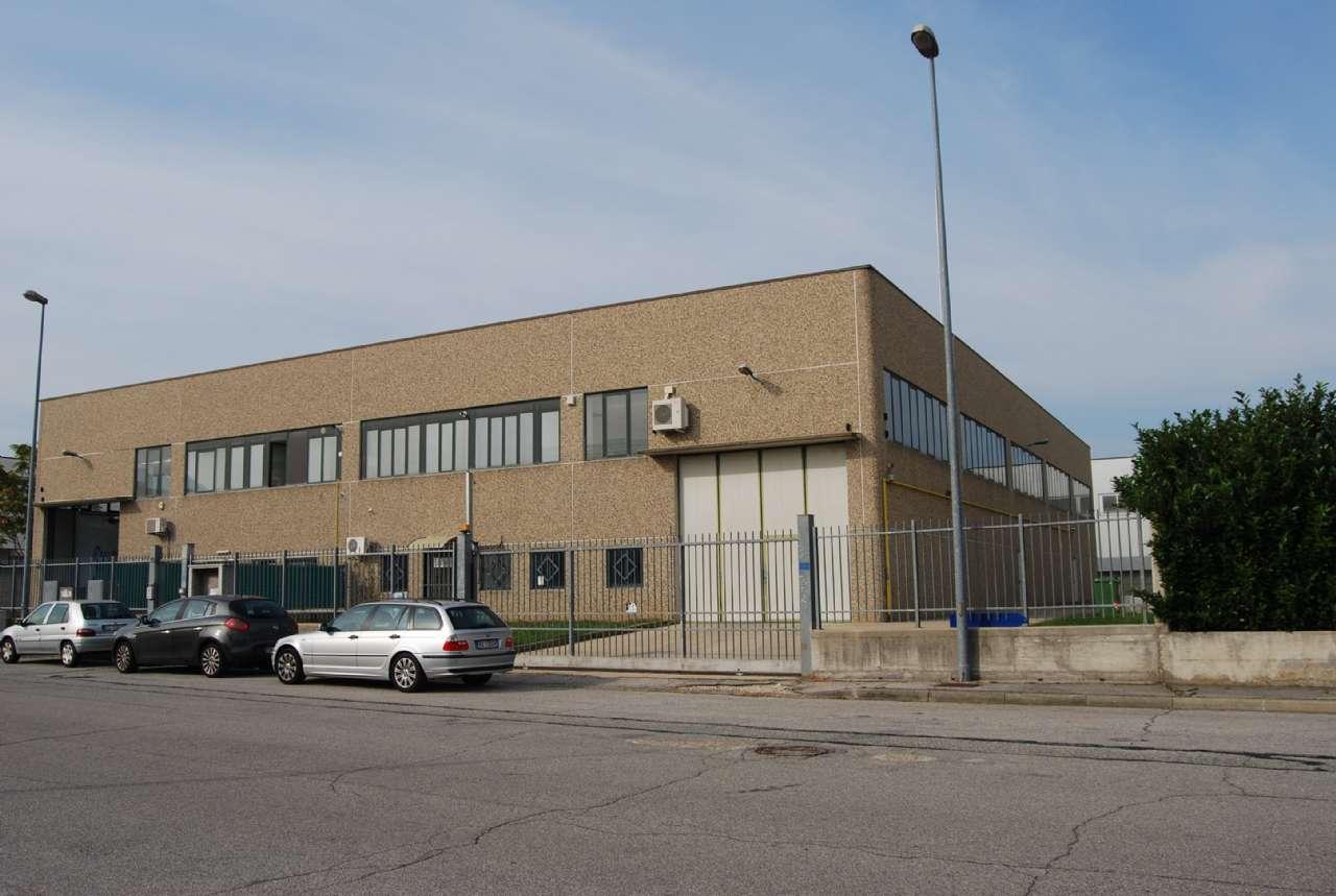 Vai alla scheda: Capannone Industriale Affitto Rivalta di Torino
