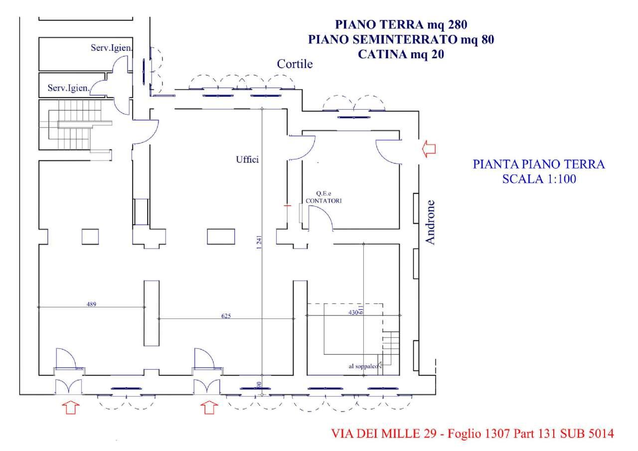 Vai alla scheda: Negozio Affitto Torino
