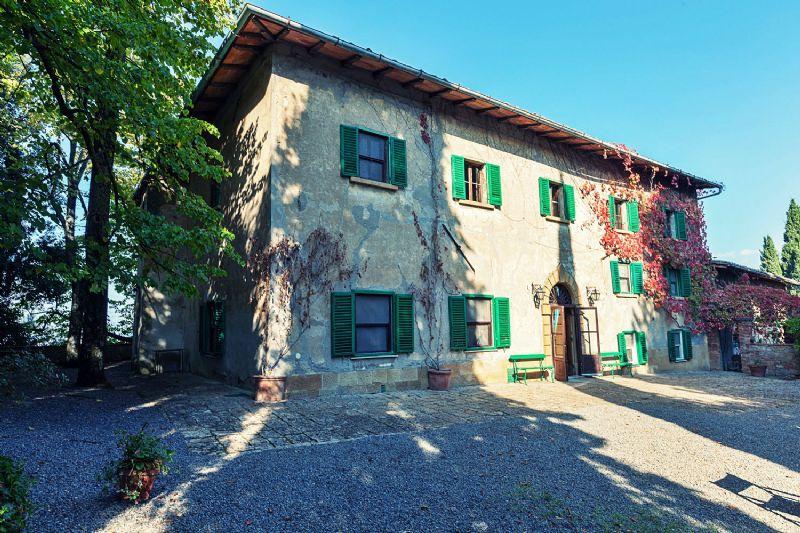Villa for Sale to Volterra