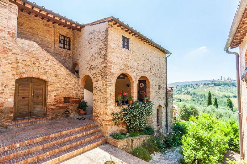 Appartamento in vendita a San Gimignano, 4 locali, zona Località: Campagna, prezzo € 370.000 | CambioCasa.it