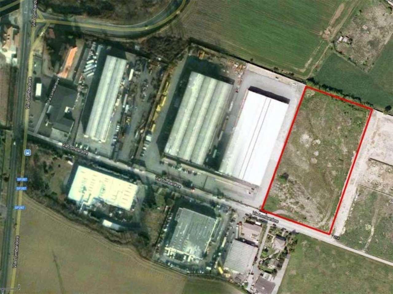 Terreno industriale in vendita - 6000 mq
