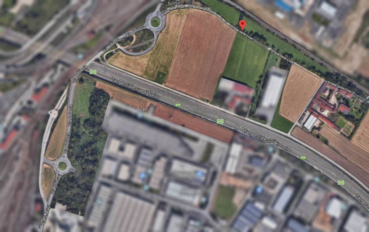Terreno industriale in vendita - 9343 mq
