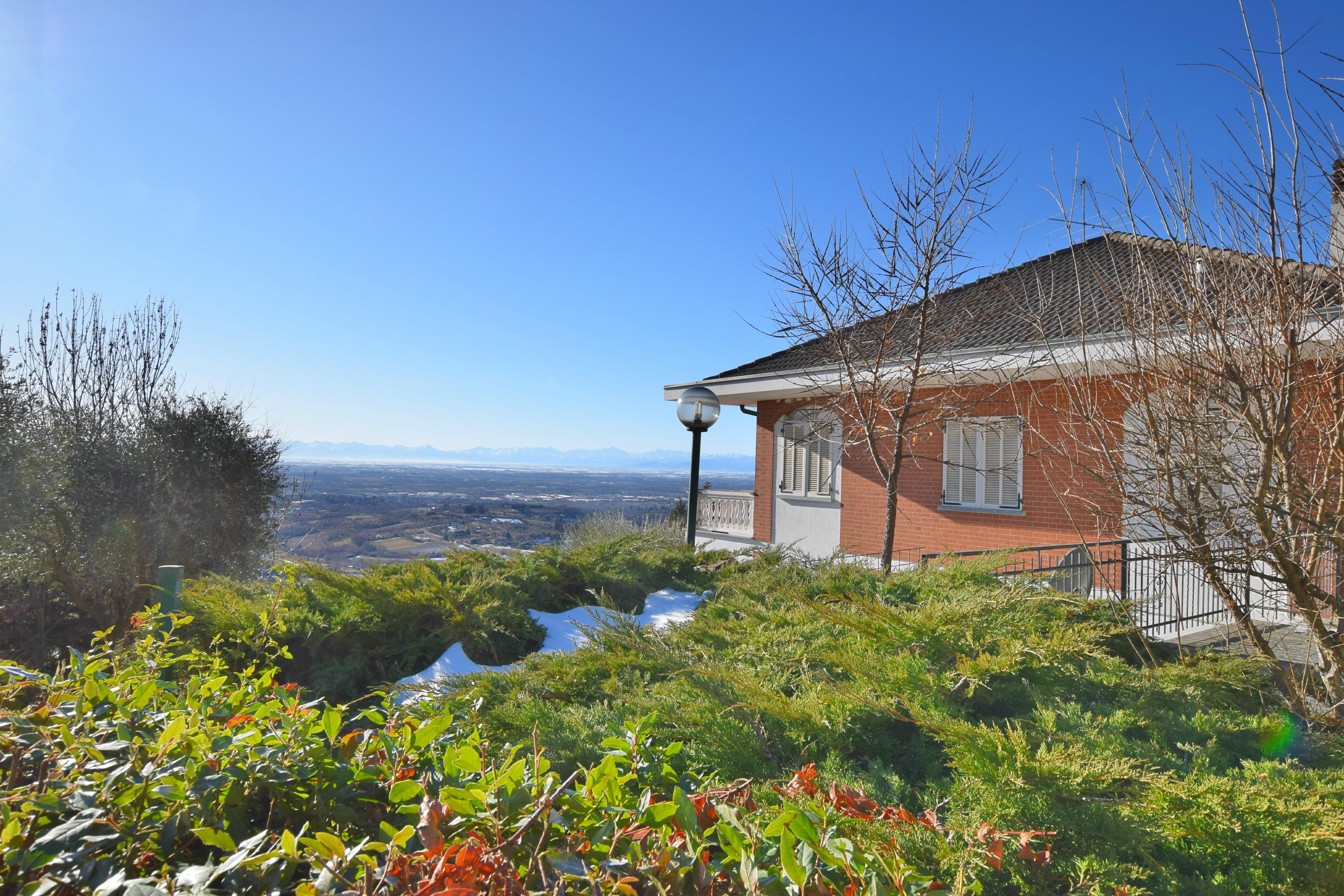 Comune Di Pecetto Torinese villa in vendita a pecetto torinese cod. nuo v000267