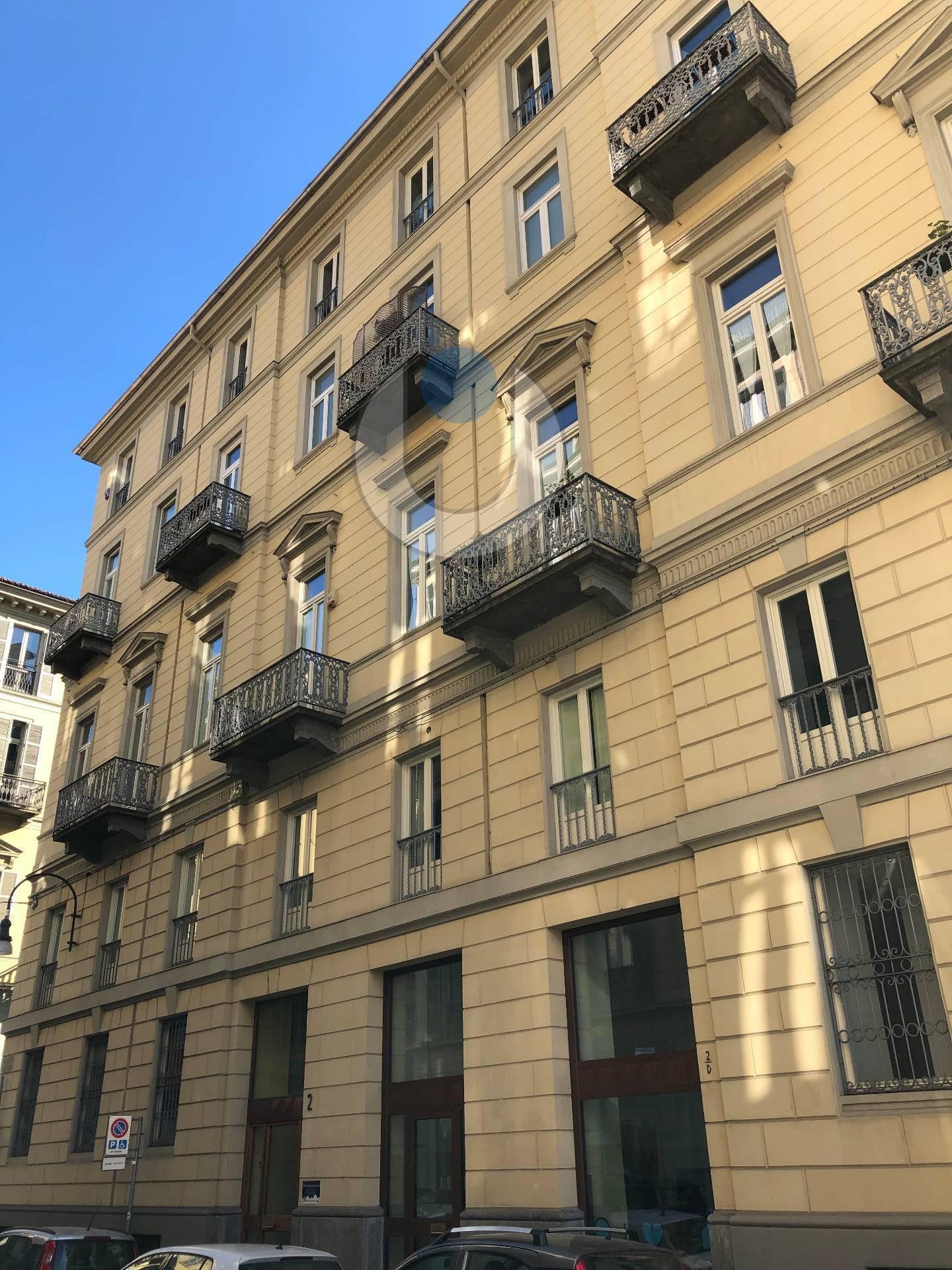 Appartamento in affitto a torino pernigotti immobili for Appartamento design torino affitto