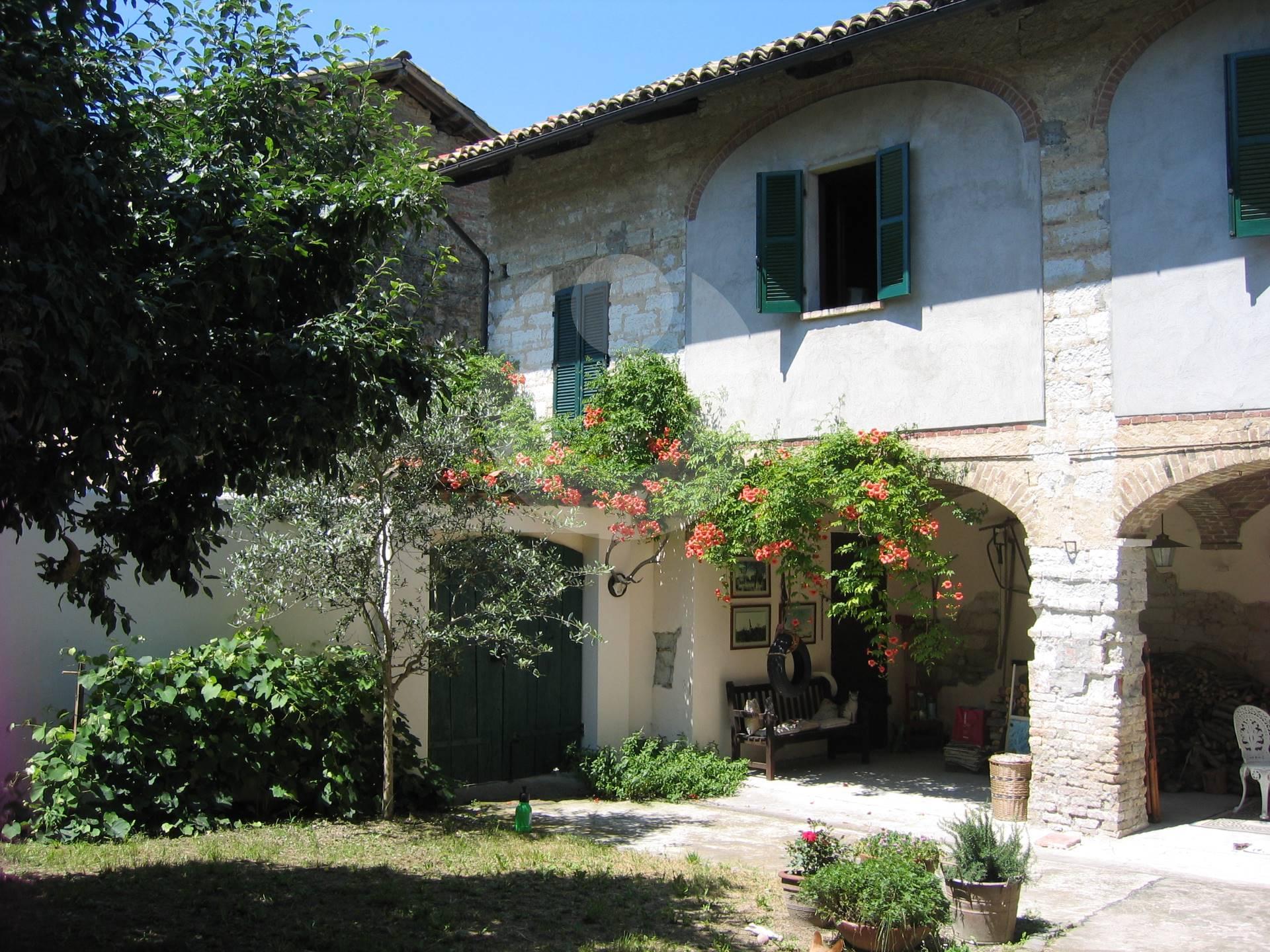 Foto 1 di Rustico / Casale Via Pessine, Odalengo Piccolo