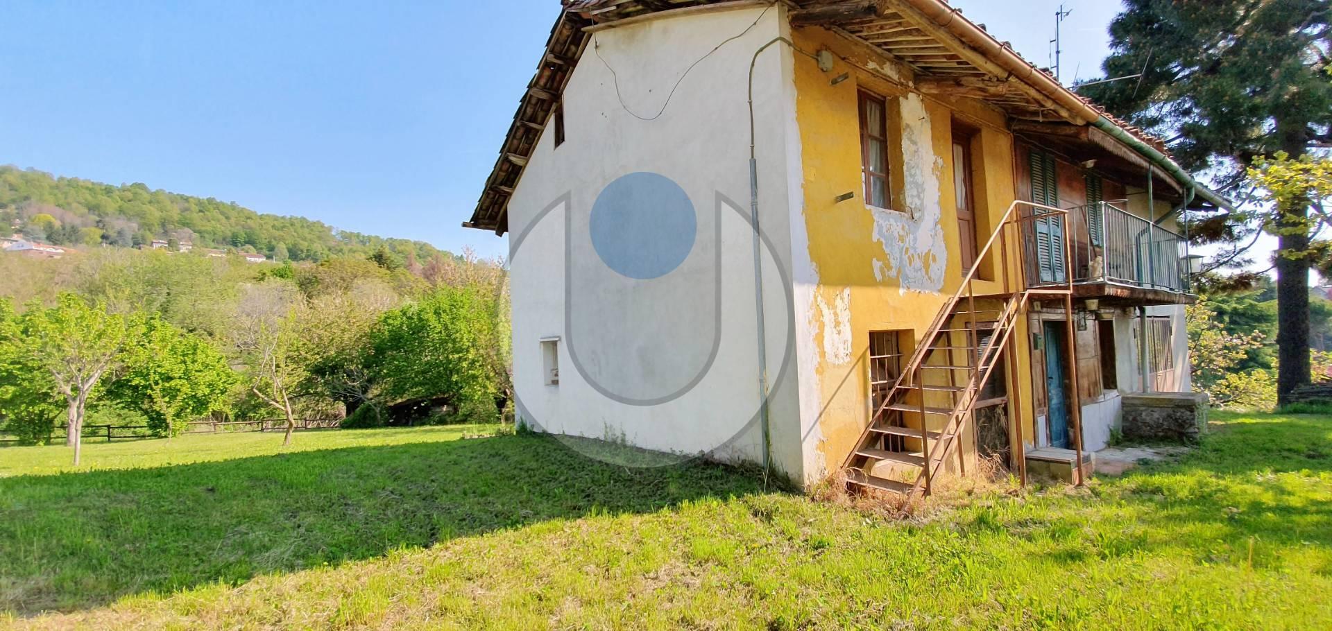 Foto 1 di Rustico / Casale Strada Ribore, Pecetto Torinese