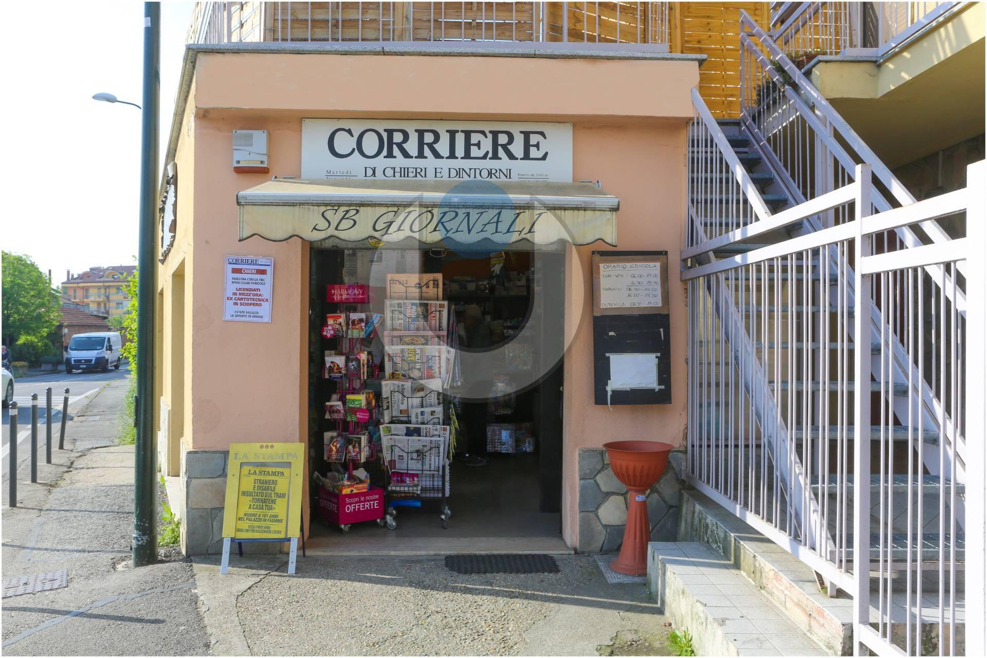Cessione attività in vendita Semi Centrale-Via Conte Rossi di Montelera Chieri