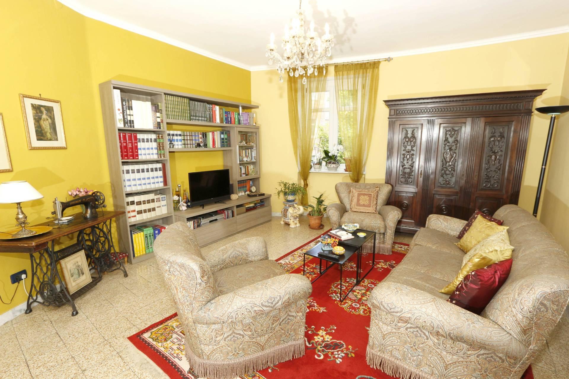 torino vendita quart: madonna del pilone chiusano & c. immobiliare