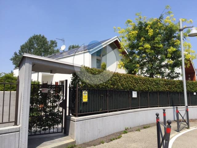 Villa in vendita Borgo Nuovo-Via A. De Francisco 29 Settimo Torinese