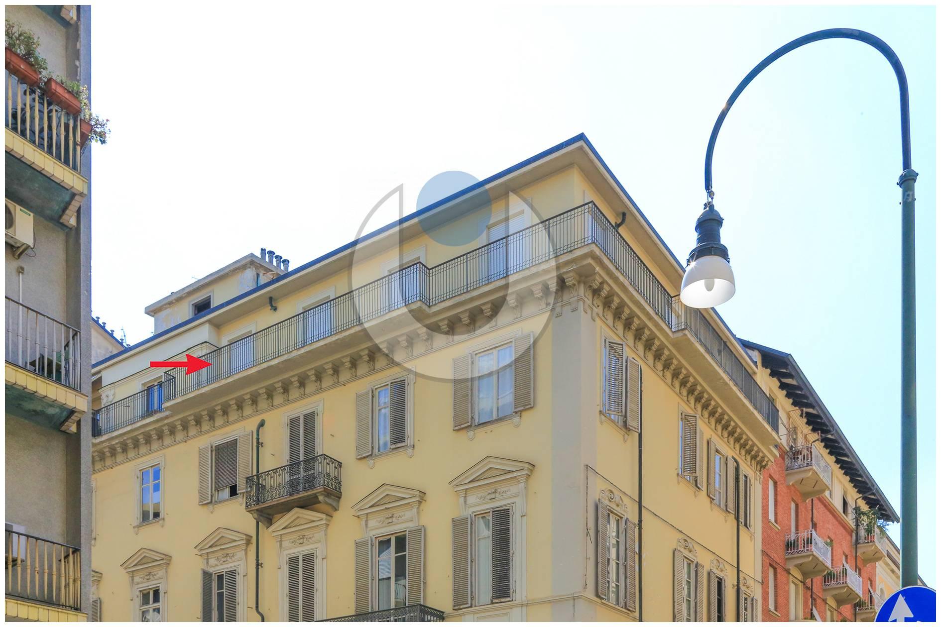 Ufficio in affitto Zona Centro - Centro-Via Alberto Nota Torino