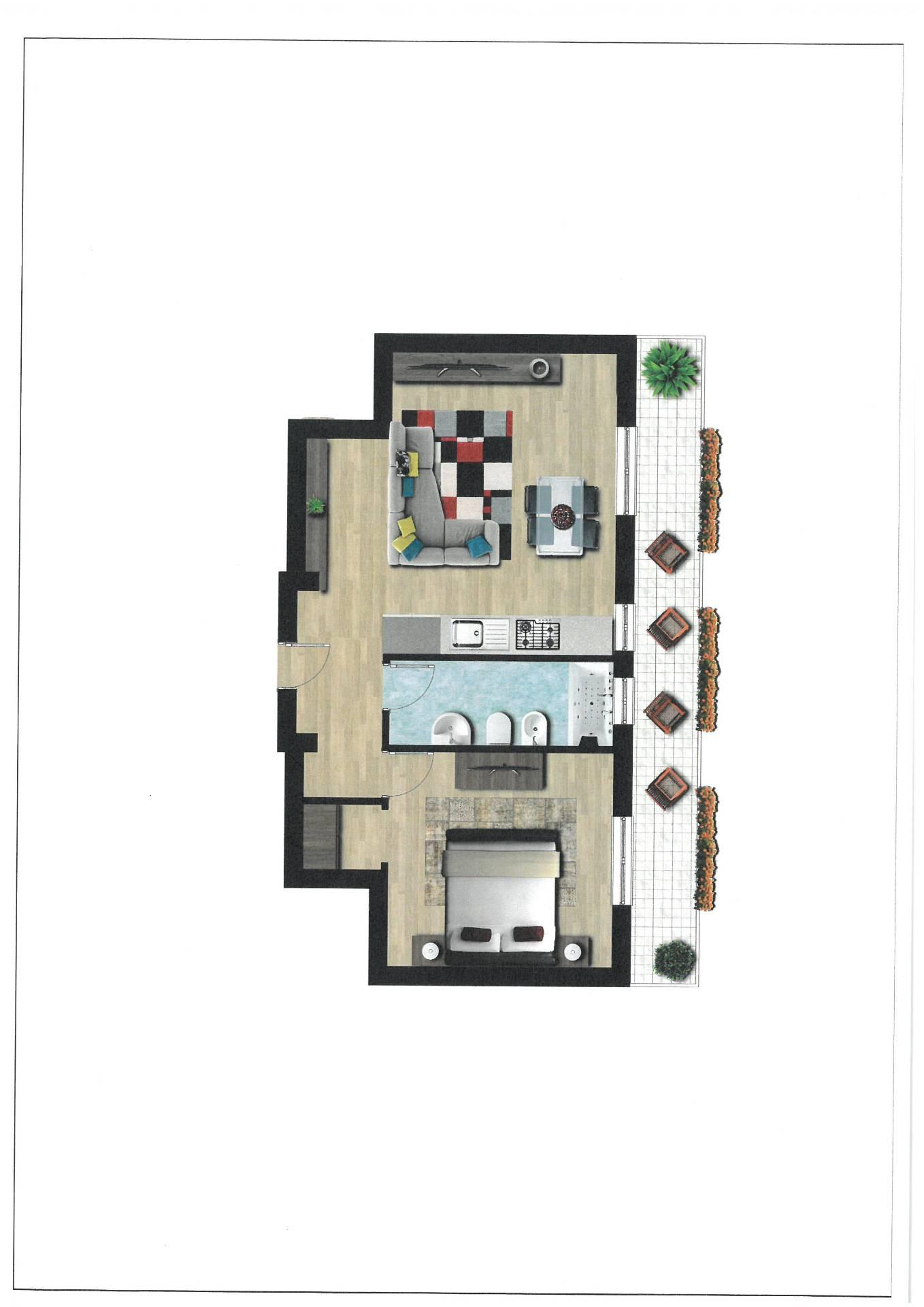 Foto 1 di Appartamento via Bolzano, Grugliasco