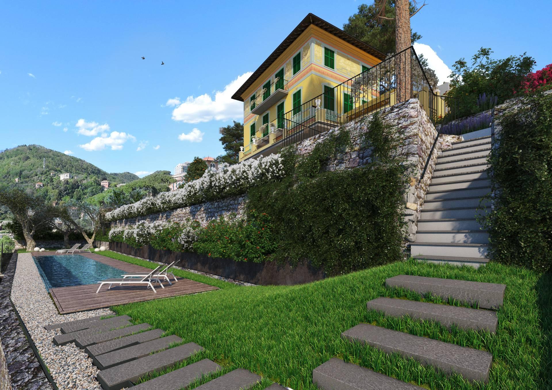 Appartamento in Vendita a Camogli Cod. 1521