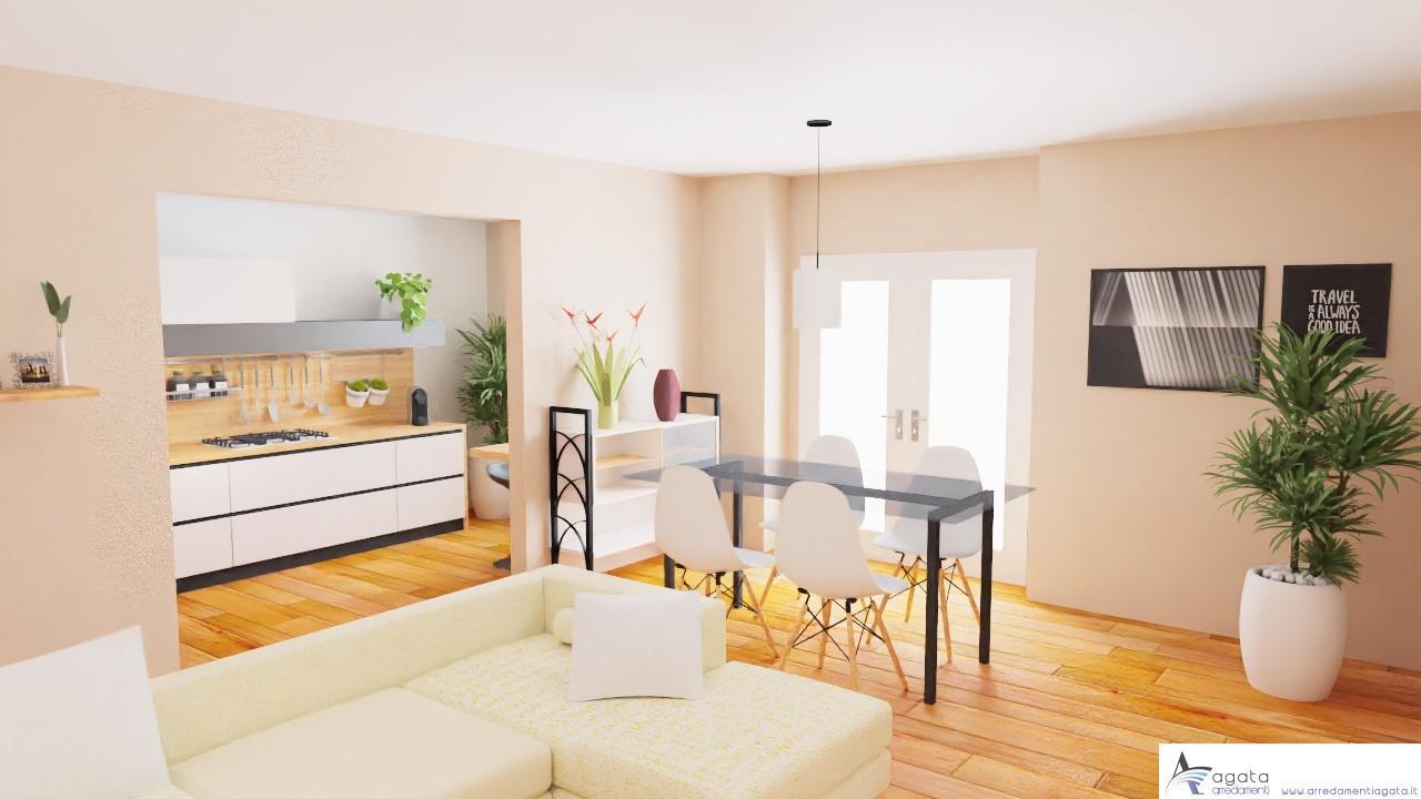 Appartamento in vendita a Vinovo, 4 locali, zona Località: Centrale, prezzo € 115.000 | PortaleAgenzieImmobiliari.it